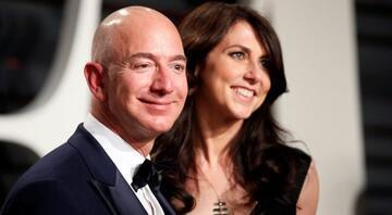 Amazonun patfonu Jeff Bezos eşinden boşanıyor