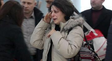 Cenazeleri Türkiye'ye gönderildi...
