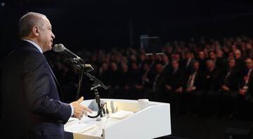 Cumhurbaşkanı Erdoğan: Buna inananlara üzülüyorum