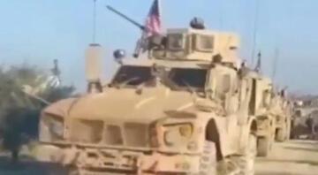 ABD birliklerinden Kuzey Irak'tan Suriye'nin Haseke bölgesine yeni sevkiyat