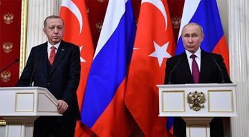 Erdoğan ve Putinden ortak tepki: Avrupadan BMye yazılan mektup bizi şaşırttı