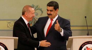 Erdoğandan Maduroya: Dik dur kardeşim, yanındayız