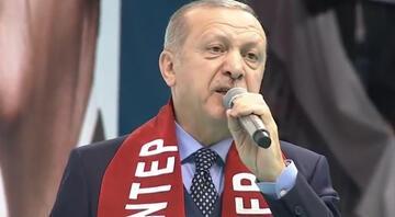 Cumhurbaşkanı Erdoğan Gaziantep adaylarını tanıttı... Fırsatçılara net uyarı