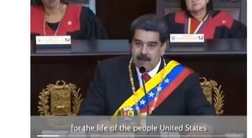 AB'den Maduroya seçim uyarısı