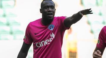 Son dakika Mbaye Diagne resmen Galatasarayda