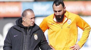 Fatih Terim kararını verdi Galatasarayın Alanyaspor 11i...
