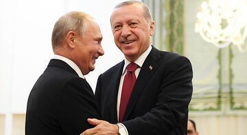 Putinden Erdoğana doğum günü tebriği