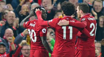 Liverpool gol oldu yağdı City ise...