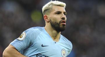 Şubat ayının oyuncusu Aguero 4 maçta 7 gol...