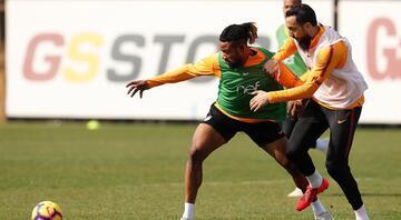 Galatasaray ile Antalyaspor 46. randevuda