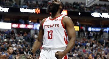 Rockets, play-off öncesi vites yükseltti Üst üste 8. galibiyet...