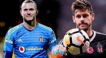 Beşiktaşta Kariusin yerine Fabri geliyor
