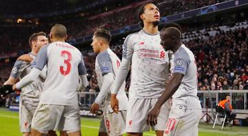 Liverpool, Bayerni ezdi geçti Tur...