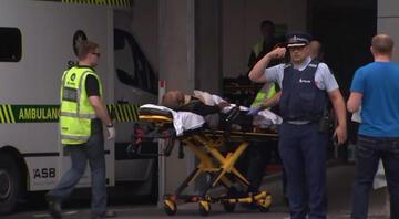 Yeni Zelandada iki camiye silahlı saldırı: 49 kişi hayatını kaybetti