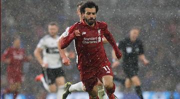 Juventustan Mohamed Salah bombası