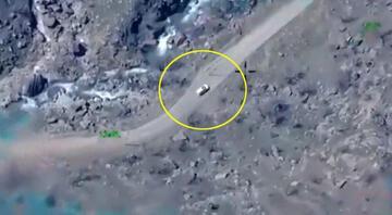 Kuzey Iraka operasyon Teröristbaşının yardımcısı nokta atışı ile vuruldu...