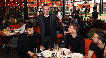 Fenerbahçede moral yemeği