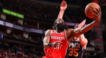 Houston Rockets rekor kırdı NBA tarihine geçti...
