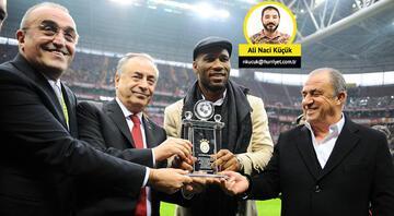 Galatasaray, Drogba ile ABDye açılacak