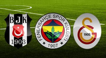 Fenerbahçe ve Beşiktaşta şok tablo Bir tek Galatasaray...