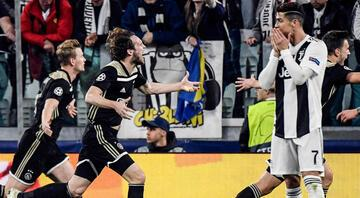 Juventus 1-2 Ajax