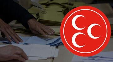 MHP, İstanbul ve Maltepe için YSKya başvurdu