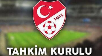 Fenerbahçenin para cezası Tahkim Kurulunca onandı