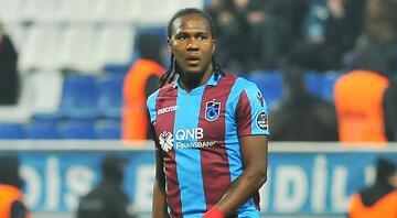 Trabzonspora Rodallega şoku 2 yıllık sözleşme...