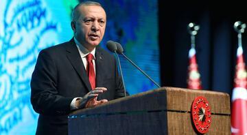 Cumhurbaşkanı Erdoğandan 7. Aile Şurasında önemli açıklamalar