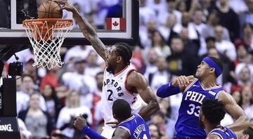 Toronto Raptors, konferans finaline bir adım daha yaklaştı