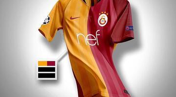 Yeni forma internete sızdı Galatasaray...