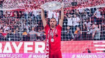 Riberynin Bayerne vedası 12 yıl sonunda...
