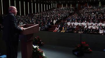 Cumhurbaşkanı Erdoğan: Türkiye'yi bilim insanları için cazibe merkezi haline getireceğiz