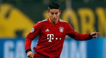 James Rodrigues, Bayern Münihe dönmeyecek