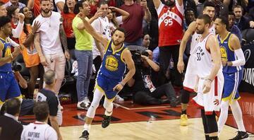 Warriors pes etmedi, seriyi 3-2ye getirdi Duranti kaybetti...