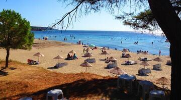 Türkiyenin saklı plajı Hafta sonu burada bir başka güzel, giriş ücreti 4 lira...