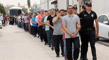 Adanada FETÖ operasyonunda 8 tutuklama