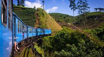 Dünyanın çevresinde trenle seyahat etmeye ne dersiniz