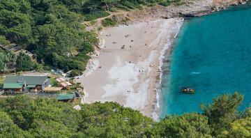 Türkiyenin en güzel yürüyüş rotası Yol üstünde denize girilecek yerleri çok seveceksiniz...