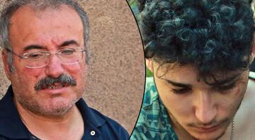 Oğlu öldürülen kaymakamın gözyaşları