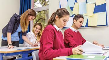 Liseye giden 5 yol