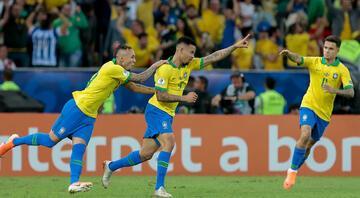 Copa Americada Samba rüzgarı