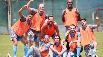 Trabzonspor kuvvet ve dayanıklılık çalıştı