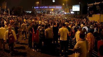 Atatürk Havalimanı işgal girişimi davasında karar belli oldu