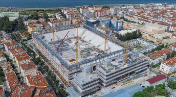 Göztepe, yeni stadını Beşiktaş ile açacak