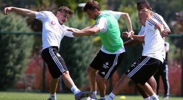 Beşiktaş yeni oyun sistemini Avusturyada pekiştirecek