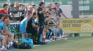 Trabzonsporun Avusturya kampı yarın sona eriyor