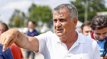 Şenol Güneşten Muhammed ve Umutu Beşiktaşa önerdi iddialarına cevap