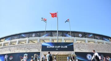 İstanbulu UEFA Süper Kupa heyecanı sardı
