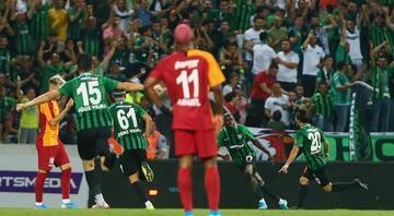 Denizlispor 2-0 Galatasaray